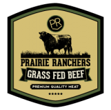 Prairie Ranchers | Grass fed beef Logo